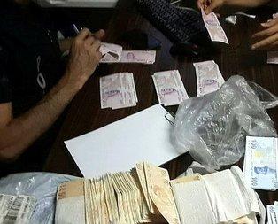 Afyonkarahisar'da 113 bin 600 TL değerinde sahte para ele geçirildi
