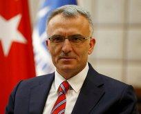 Ağbal'dan flaş enflasyon açıklaması
