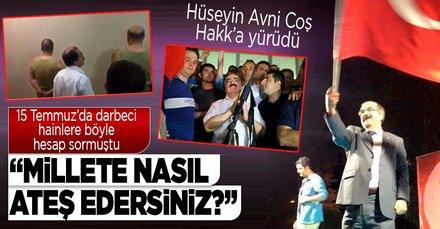 Hüseyin Avni Coş hayatını kaybetti!