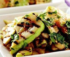 Izgara Kabak Salatası Tarifi