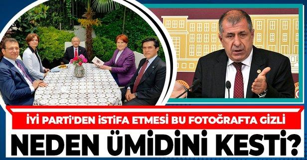 Ümit Özdağ İYİ Parti'den istifa etme nedenini açıkladı
