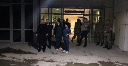Son dakika... Ankara'nın Polatlı ilçesindeki Sakarya Kışlası'nda mühimmat patladı