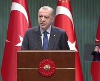 Başkan Erdoğan'dan 28 Şubat mesajı