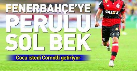 Fenerbahçede hedef Perulu Trauco