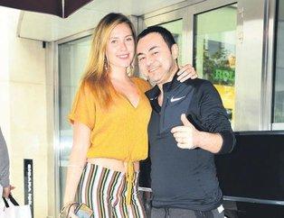 Popçu Serdar Ortaç'la evliliği bittikten sonra İrlanda'ya dönen Chloe Loughnan İstanbul'a geri döndü!