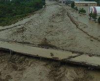 Batı Karadeniz için sel uyarısı