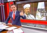 FOX Haber Diyanet İşleri Başkanı Ali Erbaşı hedef aldı