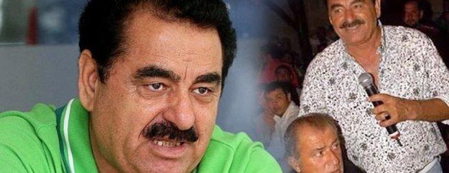 İbrahim Tatlıses'in futbol dünyasından akrabası çıktı! Bakın o ünlü isim kim