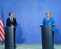Merkel: Libya halkının geleceği...