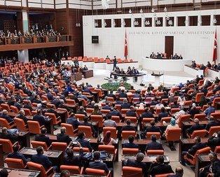 3 bakanlığın 2020 bütçeleri kabul edildi