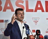 CHP'nin İstanbul adayı İmamoğlu medyayı tehdit etti