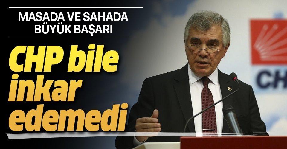 Türkiye'nin büyük başarısını CHP bile inkar edemedi!