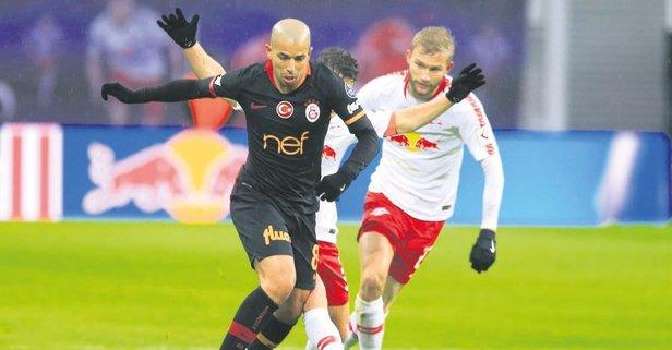 Galatasaray umut dağıttı