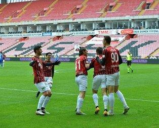 Ligde 34 maçtır kazanamıyordu! Eskişehirspor 377 gün sonra galibiyet yüzü gördü...
