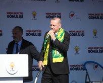 Başkan Erdoğan'dan Şanlıurfa'da önemli açıklamalar