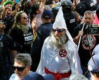 Amerikalı Ku Klux Klan'a karşı