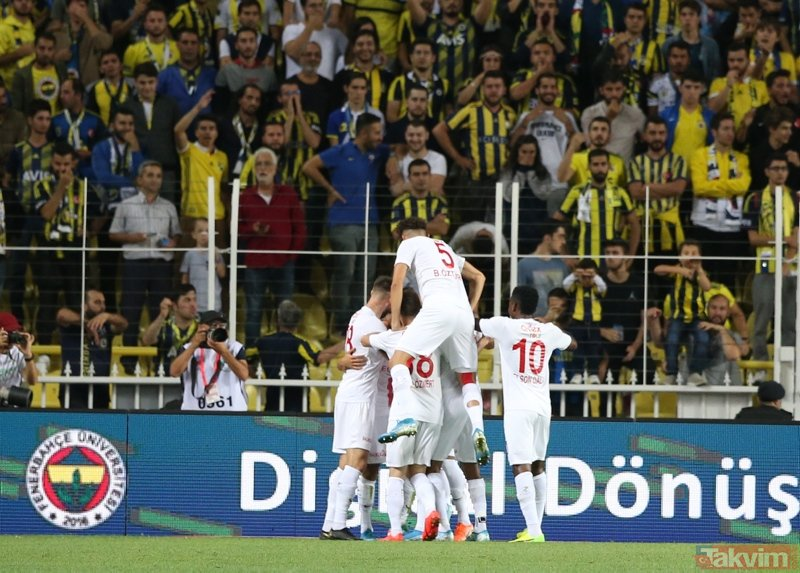 Kanarya evinde dağıldı | Fenerbahçe 0-1 Antalyaspor (Maç sonucu)