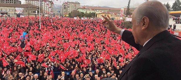 Bahçeli Kılıçdaroğlu'nu rezil etti