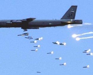 ABD açıkladı: Nükleer füze yüklenmiş uçaklar hazır