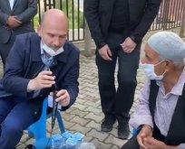 Başkan Erdoğan PKK'nın katlettiği işçinin ailesiyle görüştü