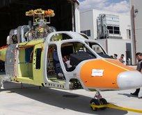 Türkiyenin özgün helikopteri uçuşa hazır