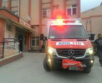 İzmirde bir fabrikada patlama: 8 yaralı
