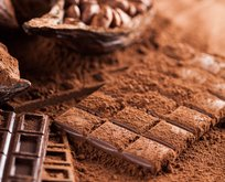 Çikolata aşka doyma!