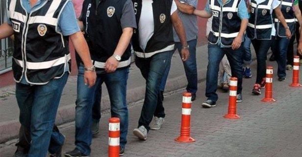 İzmir'deki FETÖ/PDY soruşturmasında gözaltına alınan 9 kişi tutuklandı