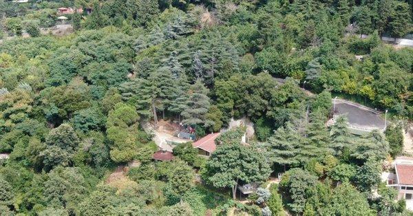 Adnan Oktar'ın Çengelköy'deki lüks villasının son hali ...