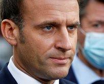 Macron'un asıl amacı...