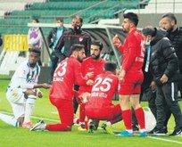 Lider Giresunspor Keçiören'i 2 golle yıktı