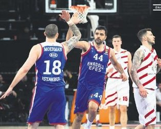 A.Efes, Final-Four için Barcelona karşısında