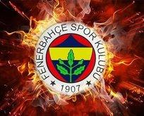 Fenerbahçe'de flaş imza! Resmen açıklandı