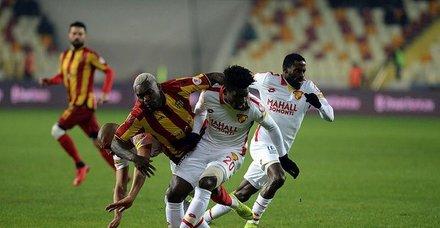 Malatya'da sürprize yer yok:  Yeni Malatyaspor 1-0 Göztepe