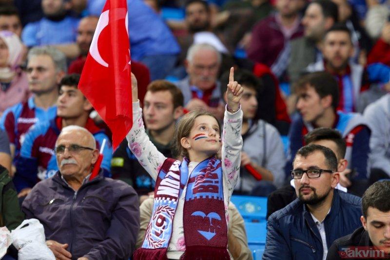 Trabzonspor'dan Barış Pınarı Harekatı'na tam destek!