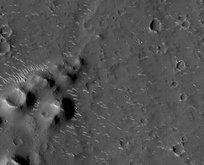 Mars görevlerinden yeni fotoğraflar geldi!