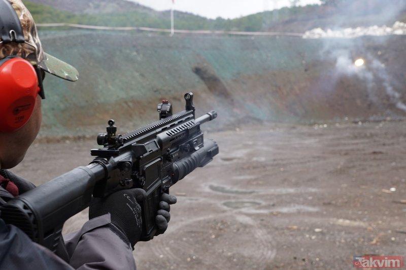 Milli Piyade Tüfeği MPT-76'ya yerli bomba atar! AK40-GL TSK için hazır!