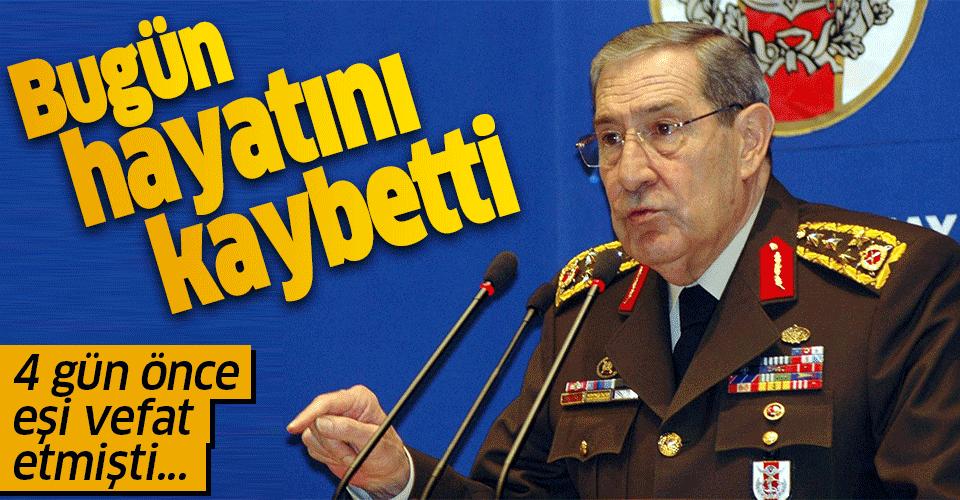 Son dakika: Yaşar Büyükanıt hayatını kaybetti! Eski Genelkurmay Başkanı Orgeneral Yaşar Büyükanıt kimdir?