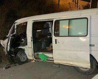 Şile Otoyolu'nda kaza Ölü ve yaralılar var