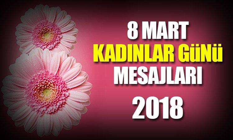 İşte en güzel 8 Mart 2018 Kadınlar Günü kutlama mesajları ve sözleri -  Resimli Kadınlar Günü mesajları