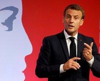 Macron'un kendisinden 6 yaş küçük üvey kızı muhalefetin hedefinde