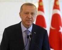 Reform taslağı Başkan Erdoğan'a sunuldu