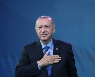 Başkan Erdoğan'a 2. kez Küresel Müslüman Kişilik Ödülü