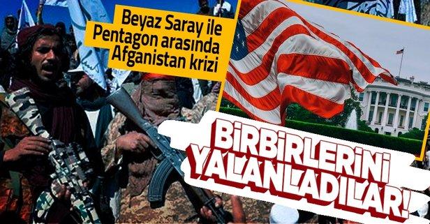 ABD'de 'Afganistan' çatlağı!