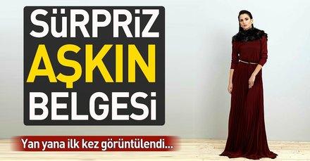 Ece Yosmaoğlu ile Serdar Bilgili aşkı belgelendi