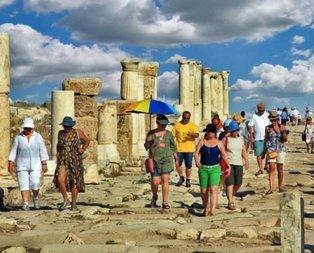Turizm etkilenmez