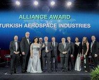 Boeingden TAIye büyük ödül