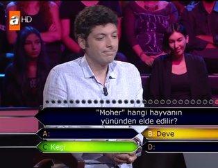 Kim Milyoner Olmak İster yarışması 783. bölüm soru ve cevapları
