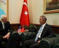 ABD Suriye temsilcisi Ankara'da