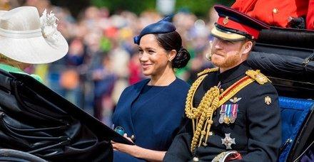 Kraliyet ailesi çatırdıyor! Meghan Markle ve Prens Harry her şeyi ele verdi